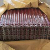 Panel Ondulado PARA Techo Con Color, Corrugatd Roofing Sheet
