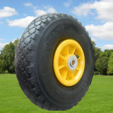 Best Selling 10inch Pneumatic/Air Wheels 3.00-4 (260X85)