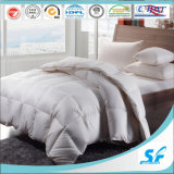 Soild Colour 50% Down 50% Feather Patchwork Quilt for Home