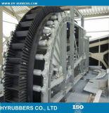 Sidewall Conveyor Belt (rubber) Corrugated
