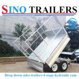 Heavy Duty Flat Bed Trailers 3000kg