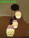 New Design Wood Pendant Lamp