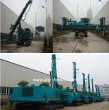 DXA-165 Series Air compressor Integrated Drilling Rig