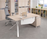 Office Furniture Managment Desk in Wooden with System Drawer