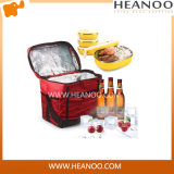 Wholesale Leisure 600d Polyester Soft Cooler Bag with Hard Liner