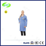 Dust-Free Antistatic Isolation Gown ESD Antistatic Lab Coat