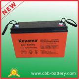 12V 100ah Solar Deep Cycle Gel Battery for Telecom, Solar System