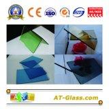4mm, 5mm, 6mm Tinted Float Glass/Float Glass/Tinted Glass Used for Building, Window, Door, Furniture.