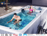 Outdoor Above Ground Acrylic Whirlpool Swimming Pool SPA
