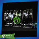 Clear Acrylic Headphone Display Stand, Earphone Display Rack