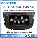 Car DVD Player for Lifan X60 with GPS Radio Navigation