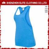 Women Gym Stringer Plus Size Deep Armhole Tank Top (ELTWBJ-162)