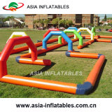 Hot Sales Inflatable Go Kart Track/Inflatable Zorb Ball Race Track