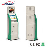 Bank Self Service Cash Acceptor Payment Terminal Kiosk with Keyboard