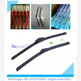 Soft Flat Clear Visibility Wiper Blade