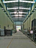 Easy Install Portal Frame Corridor for Steel Warehouse and Workshop