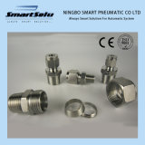 Stainless Steel Double Ferrule Compression Joint Fitting