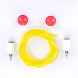 Chainsaw Parts Fuel Gas Line Pipe Filter Primer Bulb for (530095646) Tygon Poulan Weed Eater Trimmer Blower W Zama Carb