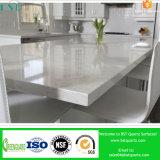 Polishing Quartz Slabs for Kitchen Countertops