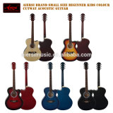 Factory Price New Acoustic Guitar Cutaway with Great Quality