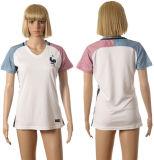 2016 Euro France White Women Jersey
