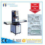 China Factory Large Supply of Medical Transfusion with Welding Machine, Ce Certification