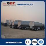 3 Axle 50 Cbm Fuel Oil Tanker Semi Trailer
