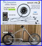 400W-1000W Programmable Vector Controller Brushless Motor E-Bike Kit with CE Approval