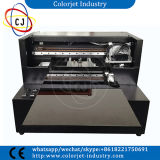 Cj-R2000UV A3 Size with Eight Colors and High Resolution CD DVD Flatbed UV Printer
