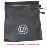 Satin Gift Bag with Pearlstone Logo