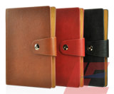 Wholesale High Quality Office Usage Leather Diary PU Notebook