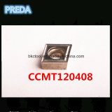China Precision Turning Inserts Ccmt120408 Thread