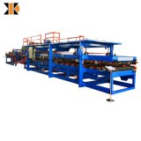 Roll Forming Machine EPS and Rock Wool Sandwich Panel China Factory