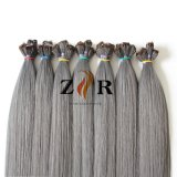 24 Inches Double Drawn Chinese Remy Hair Thread Hair Extension