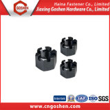 High Quality DIN935/DIN937 Hex Slotted Nut