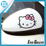 Small Decoration Car Car Mirror Removable Sticker