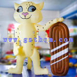 Inflatable Cartoon Animal Model/Advertising Inflatable Bear Cartoon
