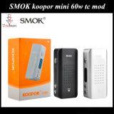 6-60W Real Temp Control Smok Koopor Mini Box Mod