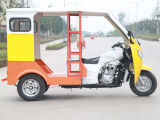 Passenger Bajaji Tuk Tuk Three Wheel Motorcycle