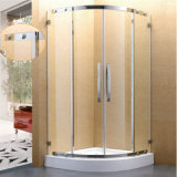 Stainless Steel Frame Shower Room /Simple Glass Shower Room Nj-8936