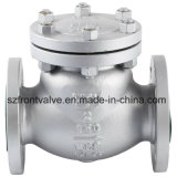 Cast Steel Wcb Flanged End Swing Check Valve