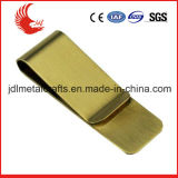 Stainless Steel Material and Laser Logo Money Clip Wholesale