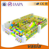 China Wholesale Plastic Kids Indoor Playground for Sale