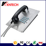 Stainless Steel Industrial Telephone KNZD-07B Emergency Call Station