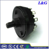 Sp7t 7 12A Position Changeover Rotary Switch for Battery