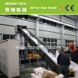 double stage water ring granulator line for PE material