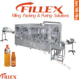 Fruit Juice Beverage Drink Filling Machinery