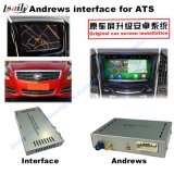 HD Car Upgrade Touch Interface Android GPS System Navigator for 14-16cadillac ATS
