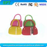 Custom Lady Handbag PVC USB Flash Drive Memory Stick (ES089)