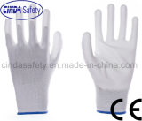 Seamless Liner Polyurethane (PU) Palm Coated Safety Work Gloves